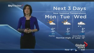 Local weather forecast: Mon, Mar 10