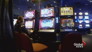 Newton Bingo Hall slot machine controversy