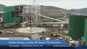 Walter Energy laying off about 700 workers