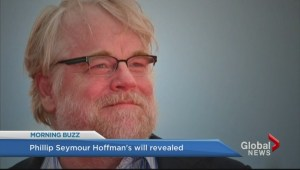 Phillip Seymour Hoffman's will revealed