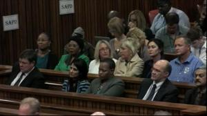 Pistorius breaks down on stand in murder trial