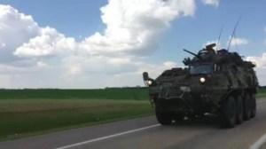 Military heads to Calgary