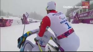 Canada's Brian McKeever wins 2nd gold medal at Paralympics in Sochi