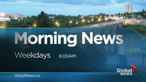 Saskatoon Morning News Promo – April 14