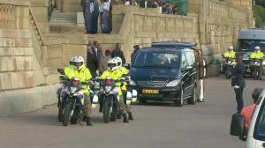 Raw video: Nelson Mandela's body returned to hospital