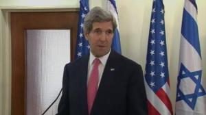 Kerry meets with Netanyahu in bid to kickstart stalled Israel/Palestine peace talks