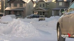 Calgary roads frustrate commuters