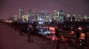 Calgary Deep Freeze