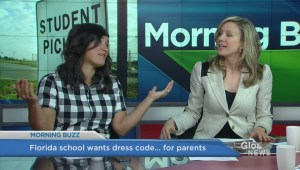 Miami highschool wants to implement a dress code…for parents