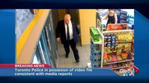 Police have recovered video of Mayor Ford: Chief Blair
