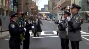 First anniversary of the Boston Marathon Bombings