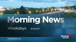 Saskatoon Morning News Promo – April 23
