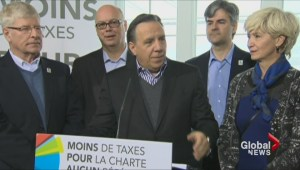 Legault in Portneuf