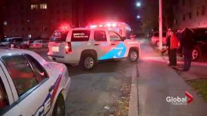 Double stabbing in city's west-end