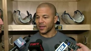 Jarome Iginla's homecoming