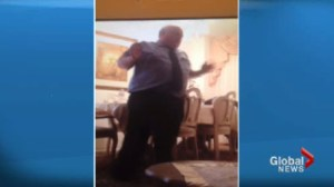 New video shows angry Mayor Ford.