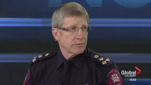 Calgary Police chief discusses stabbing investigation
