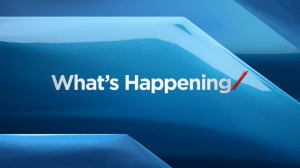 What's Happening: Dec 10