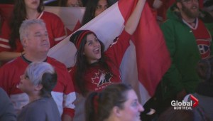 Montreal celebrates hockey gold