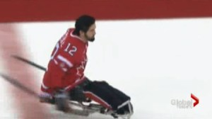 Sledge Hockey team take off for Sochi
