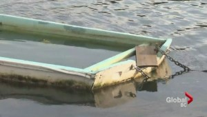Coastal communities tackle derelict boat problem