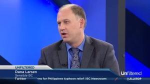 Update on B.C. campaign to decriminalize marijuana