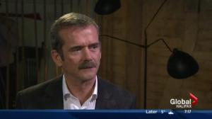 Chris Hadfield talks about life after space