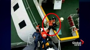 Charges against South Korea ferry captain