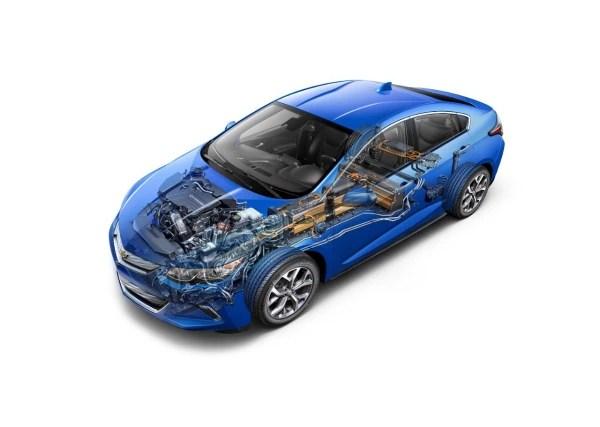 2016 Chevrolet Volt Delivers More