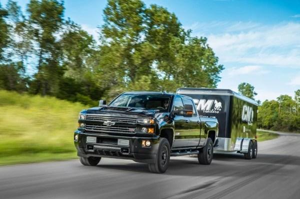 New Duramax 66L Diesel Offered on 2017 Silverado HD