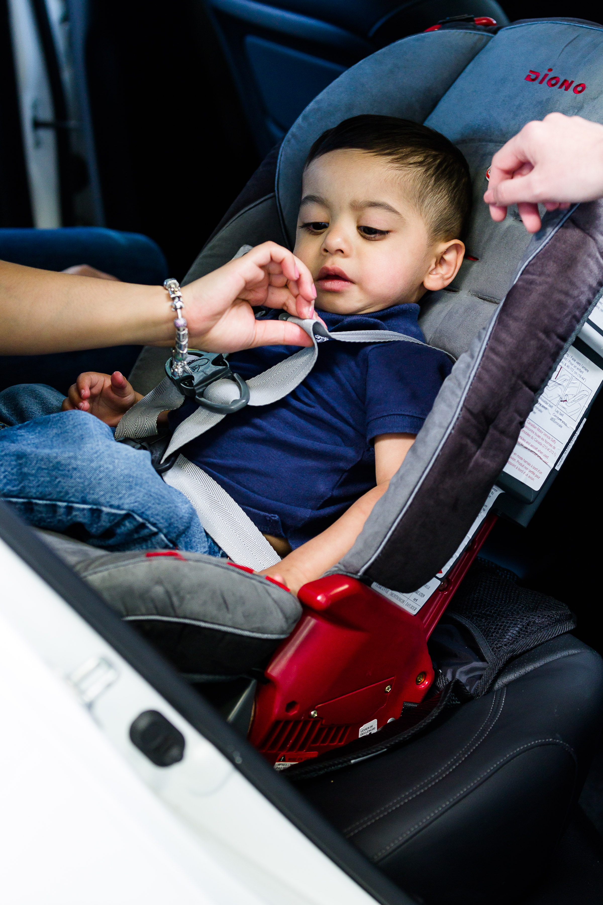 Baby Car Seat Test Chevrolet Launches New Safe And Sure Child Car Seat