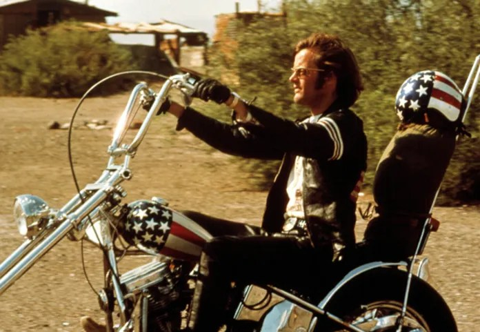 The Inspiration Easy Rider GQ