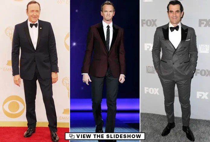 Breaking Black Tie 9 Rebel Style Tips Right Off the Emmys Red