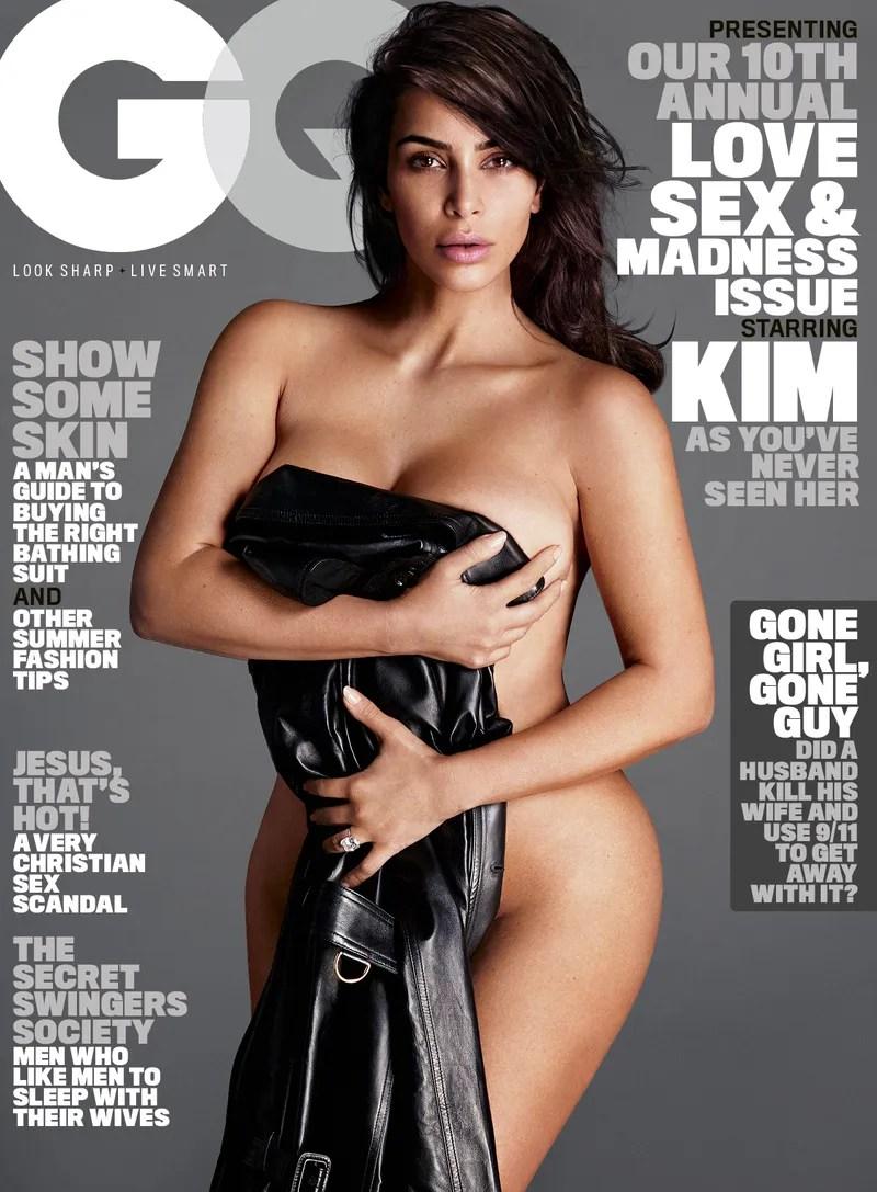 Calendario Galvan Calendariogalvan Witness Kim Kardashian West On Her First Gq Cover Gq
