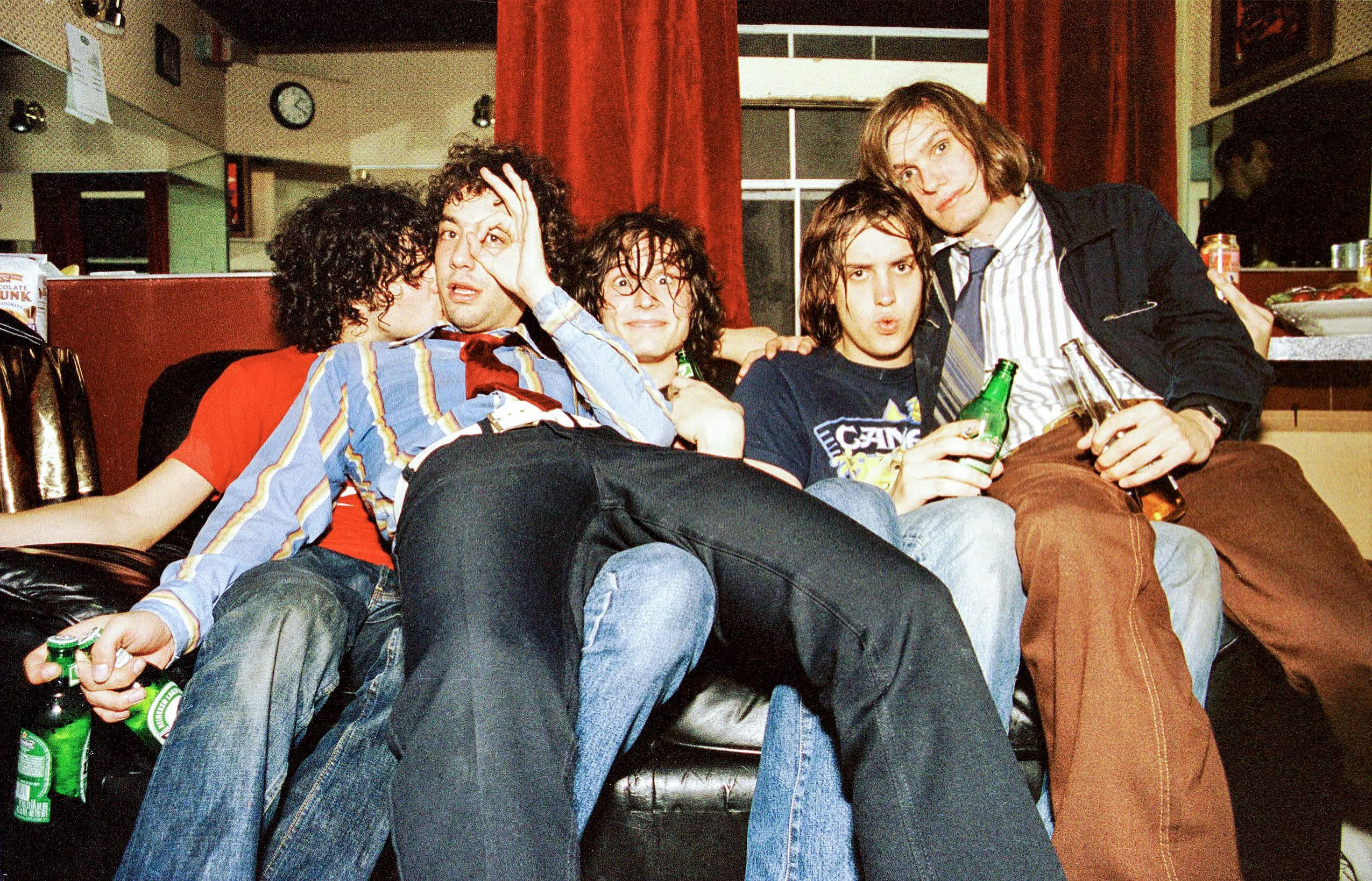 Bad Modern Rock Bands The Fifteen Year Decline Of The Strokes Gq