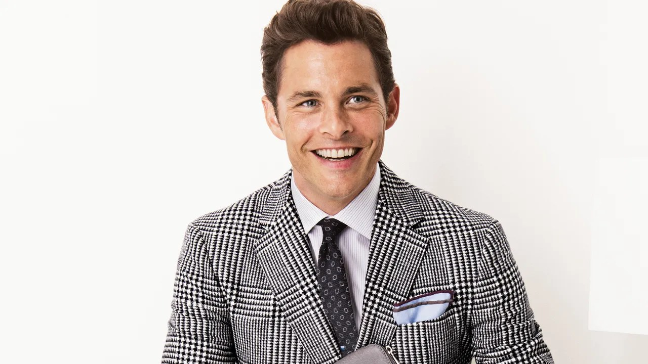 James Marsden The World S Handsomest Man Is Back In