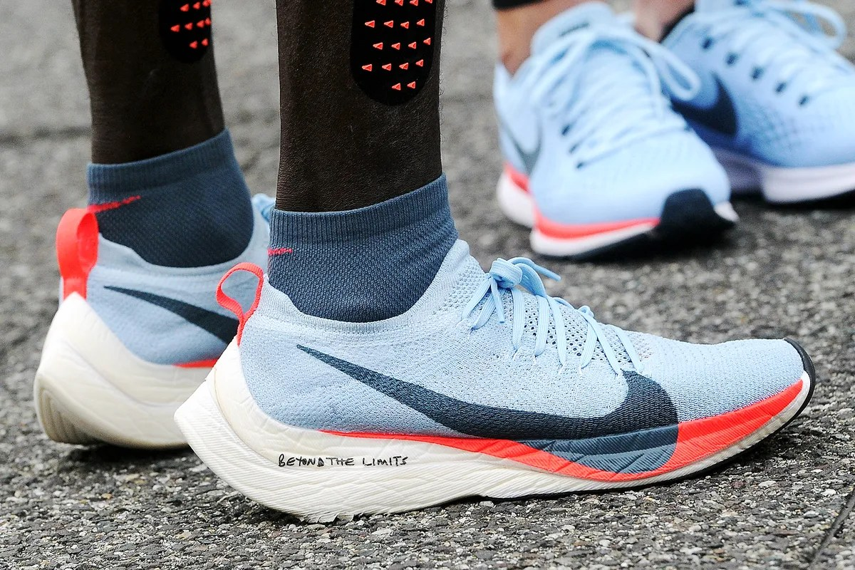 Why Nike39s Breaking2 Marathon Attempt Wasn39t About