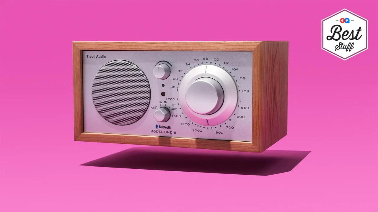 Tivoli Radio Sale The Best Radio Is Simple Beautiful And Unfussy Gq