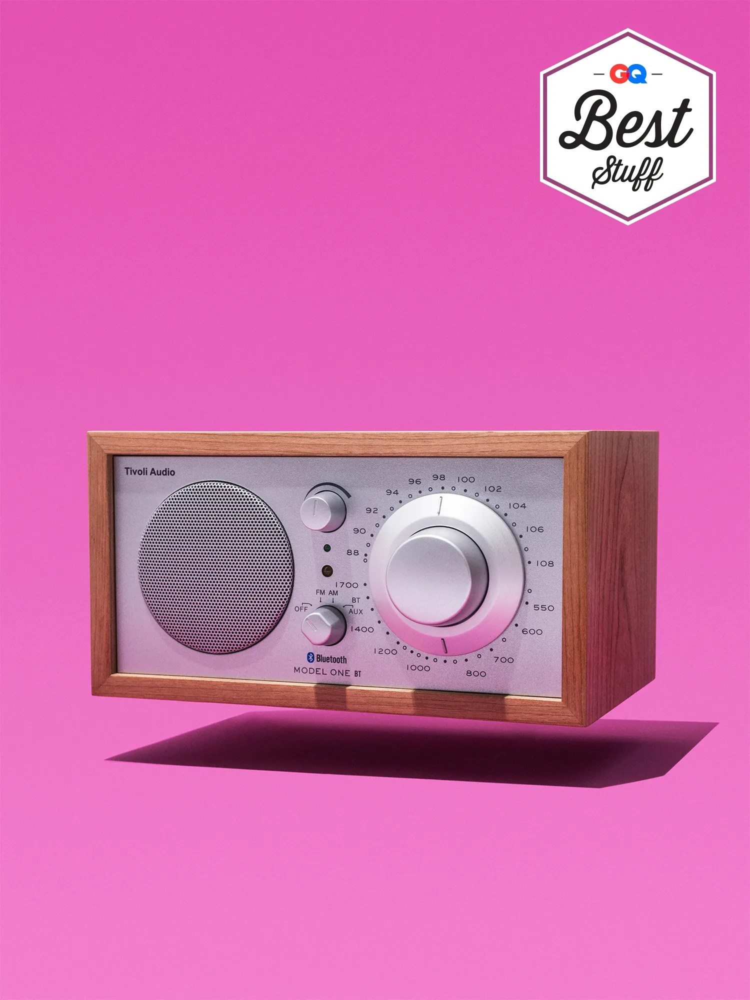 Tivoli Audio Model One Am/fm Table Radio Review The Best Radio Is Simple Beautiful And Unfussy Gq