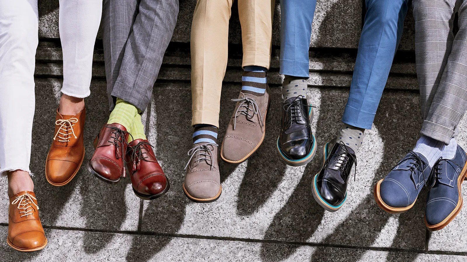 Men39s Shoes Latest Styles Trends And Reviews Gq Gq