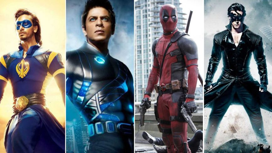 The Best And Worst Superhero Costumes Of All Time Gq India