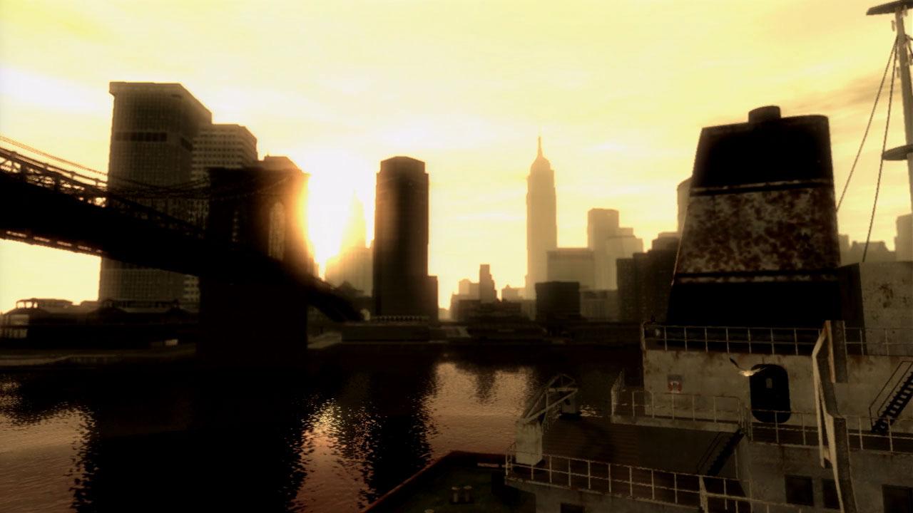 3d Wallpaper Of New York City Grand Theft Auto Iv Map Broker Liberty City