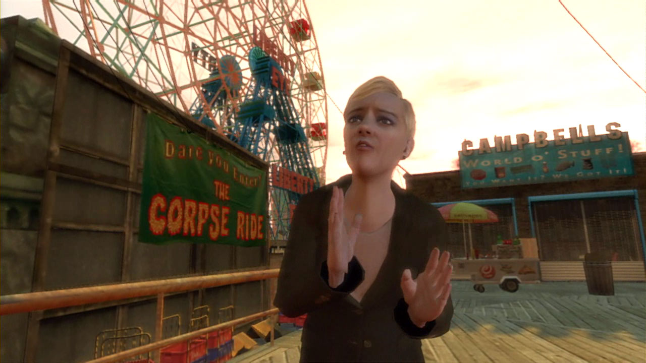 Gta Iv Wallpaper Girl Grand Theft Auto Iv Liberty City Real World Comparisons