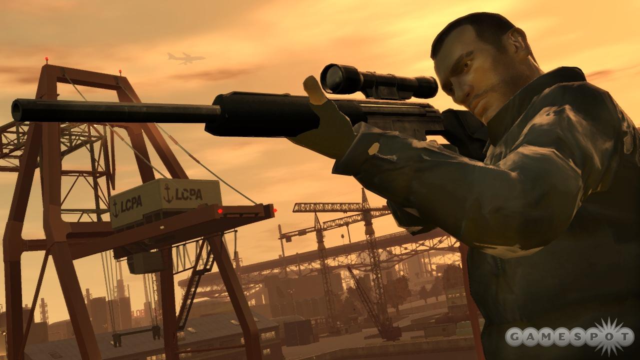 Wallpaper Gta San Andreas Hd Grand Theft Auto Iv Screenshots Xbox 360 Ps3 Pc
