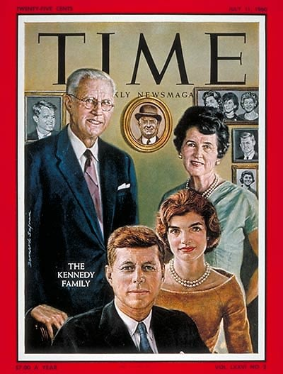 Fitz Interior Remembering Jfk: 7 Young Kennedys Who Are Keeping The