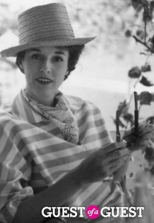 Hire Card Daily Style Phile: Babe Paley