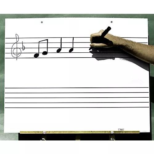 LMI Chart-Size Staff Paper Pad Guitar Center
