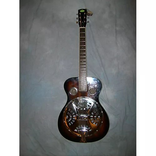 String Regal Alternative Used regal Dobro Resonator Acoustic Guitar | Guitar Center