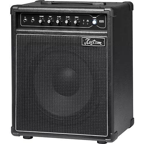 Kustom KB20 20W 1x12 Bass Combo Amp Guitar Center