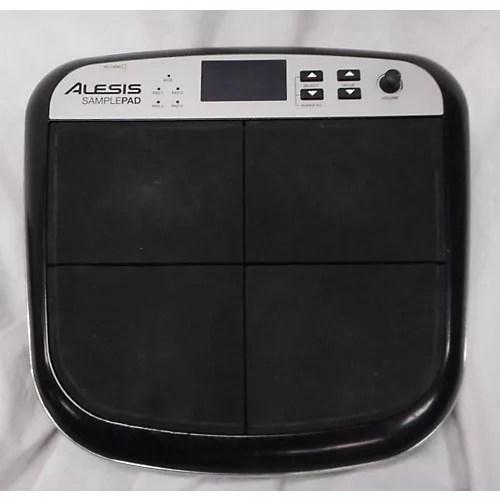 Used Alesis Sample Pad Pro Drum MIDI Controller Guitar Center - sample controller